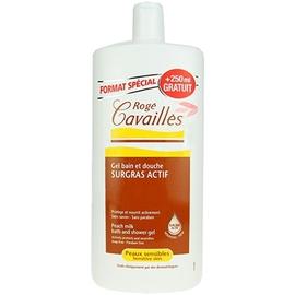 Roge cavailles gel surgras bain douche - 1l - 750.0 ml - bains - rogé cavaillès -132809