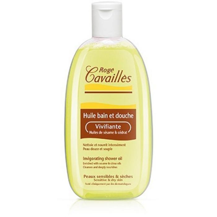 Roge cavailles huile bain douche vivifiante - 500ml Rogé cavaillès-190979