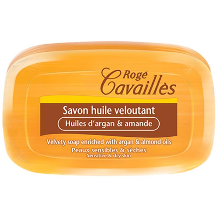 Roge cavailles savon huile veloutant - 115g Rogé cavaillès-205212