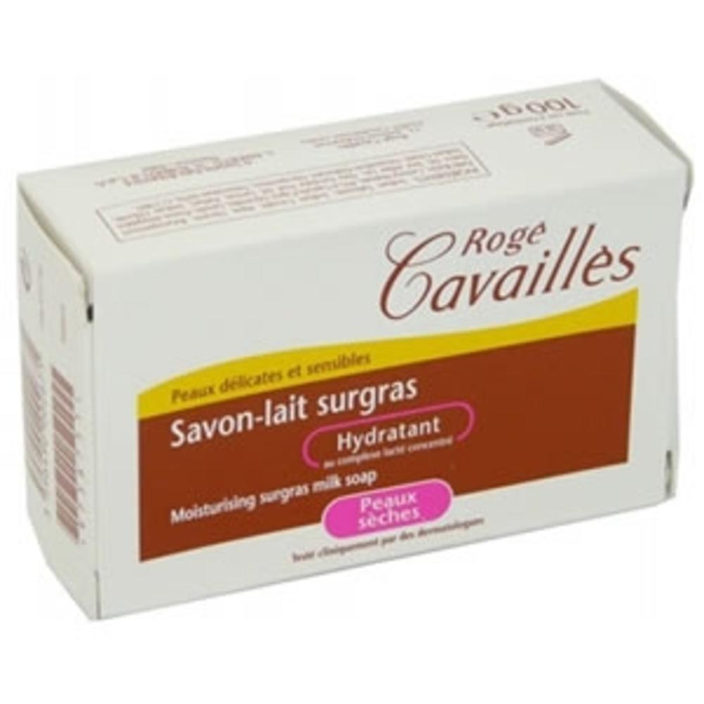 Roge cavailles savon-lait surgras - 100.0 g - savons - rogé cavaillès -82598