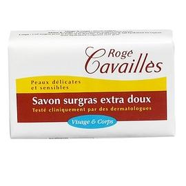 Roge cavailles savon surgras extra-doux - 150.0 g - savons - rogé cavaillès -82730
