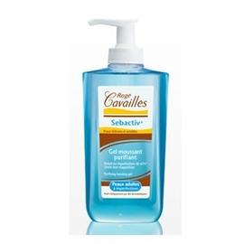 Roge cavailles sebactiv gel moussant purifiant - 300.0 ml - sébactiv - rogé cavaillès -100305