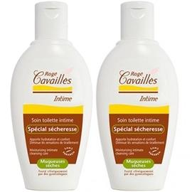 Roge cavailles soin intime spécial sécheresse lot de 2 x 200ml - 200.0 ml - hygiène intime - rogé cavaillès -140682