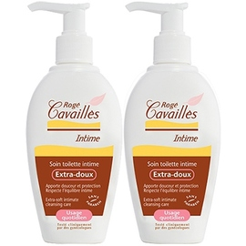 Roge cavailles soin toilette intime extra-doux - 2x - 200.0 ml - hygiène intime - rogé cavaillès -140681
