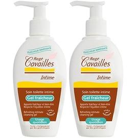 Roge cavailles soin toilette intime gel fraîcheur - lot de 2 - 200.0 ml - rogé cavaillès -191677