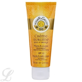 Roger et gallet bois d'orange crème sublime - 75.0 ml - mains - roger & gallet -126194