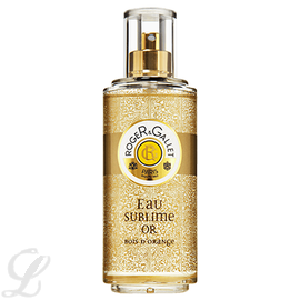 Roger et gallet bois d'orange eau sublime or - 100.0 ml - roger & gallet -126193