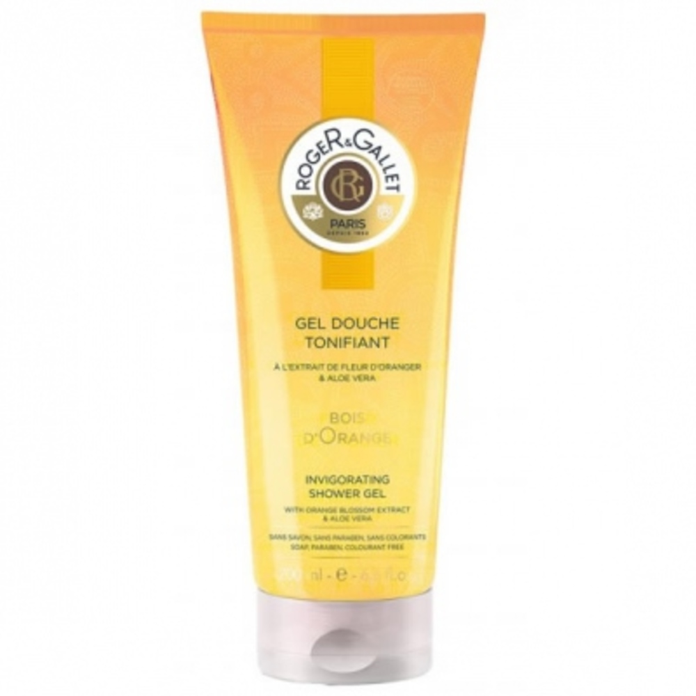 Roger et gallet bois d'orange gel douche - 200ml Roger & gallet-141161