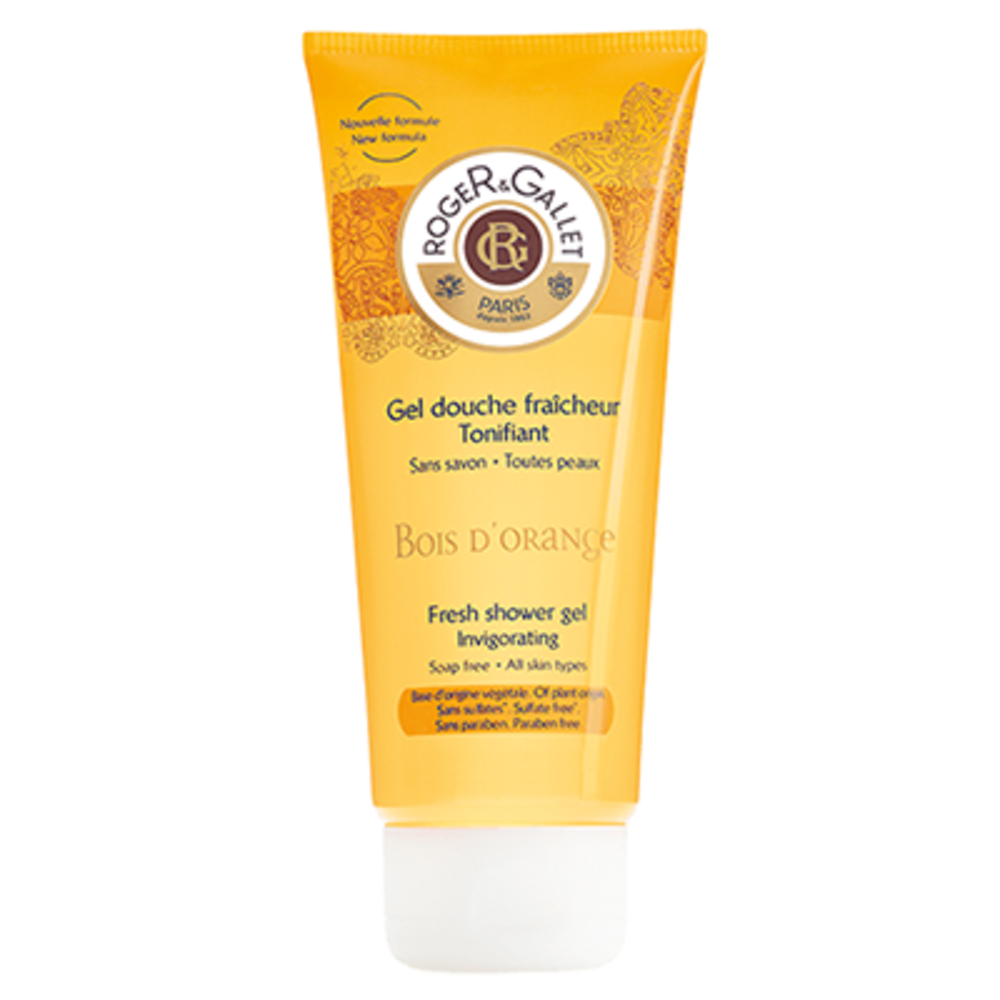Roger et gallet bois d'orange gel douche - 50ml Roger & gallet-203800