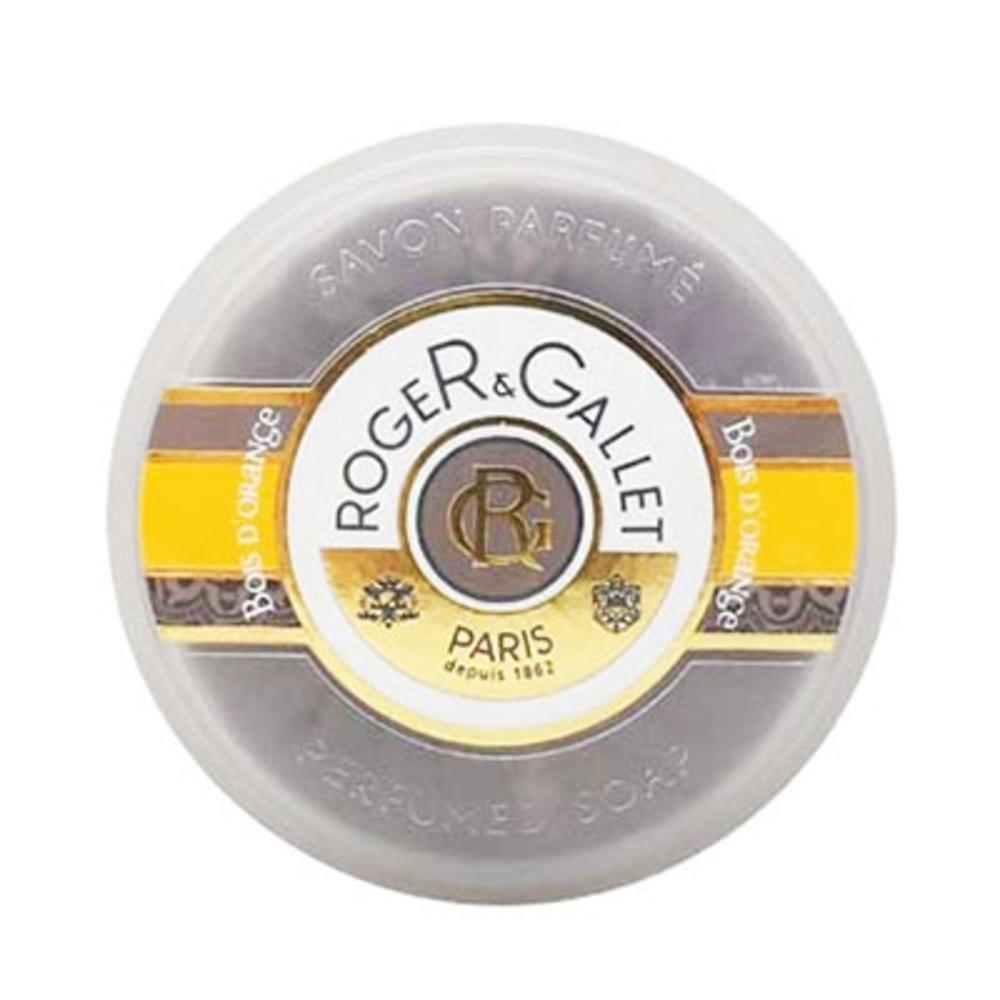 Roger et gallet bois d'orange savon voyage - 100.0 g - bois d'orange - roger & gallet -94019