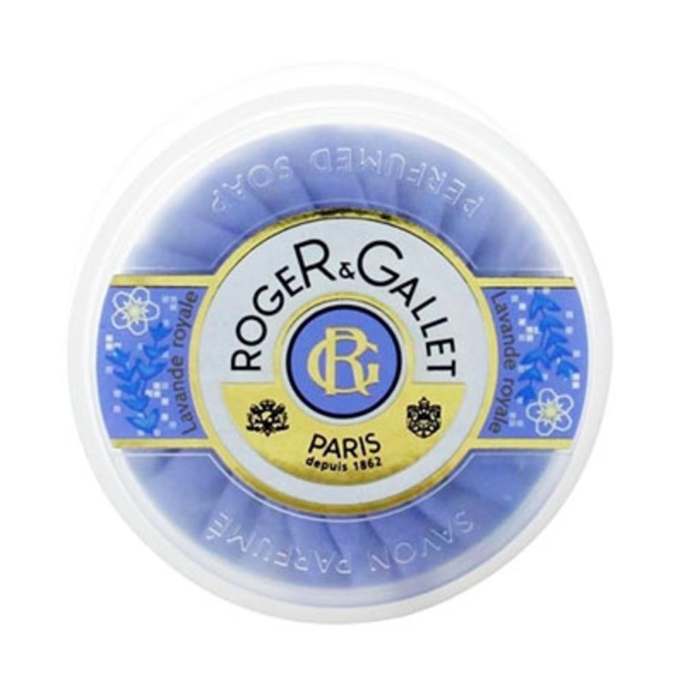 Roger et gallet lavande royale savon voyage - 100.0 g - lavande royale - roger & gallet -67070