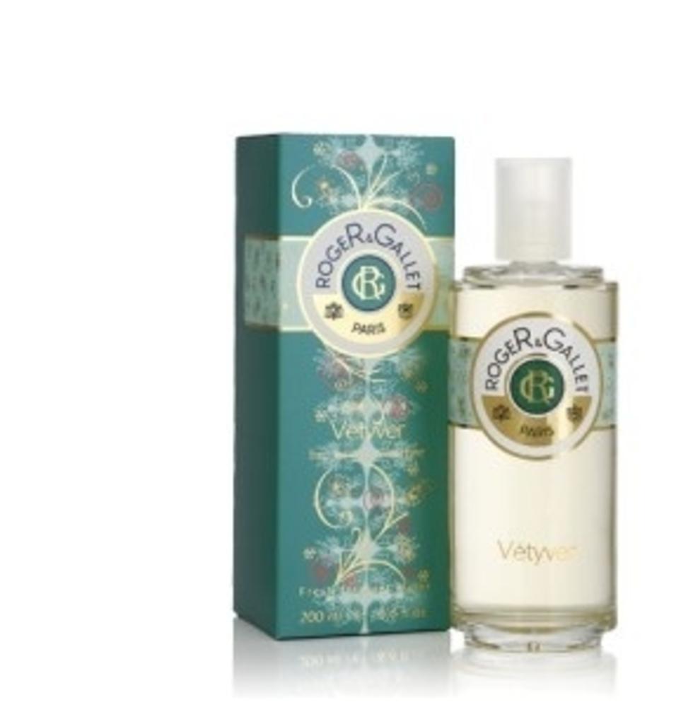 Roger et gallet: vetyver eau parfumée - 100.0 ml - vetyver - roger & gallet -63351