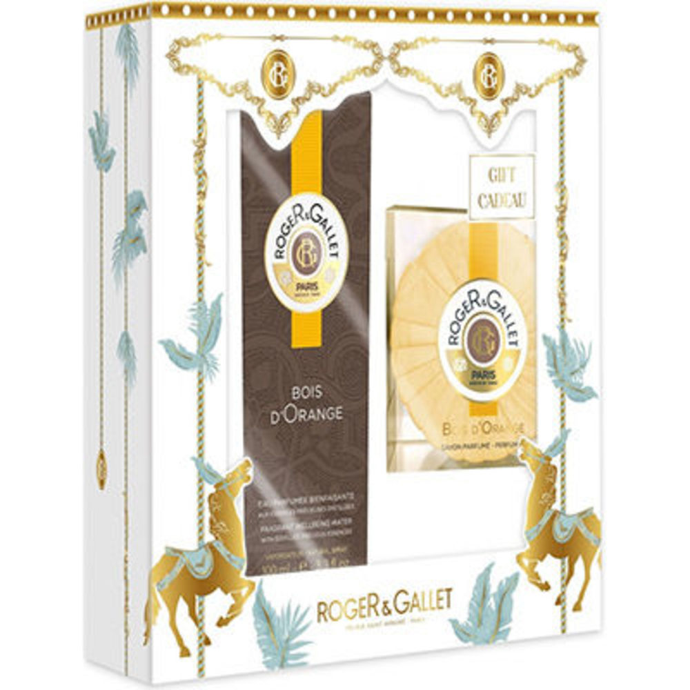 Roger & gallet coffret bois d'orange 100ml Roger & gallet-223137