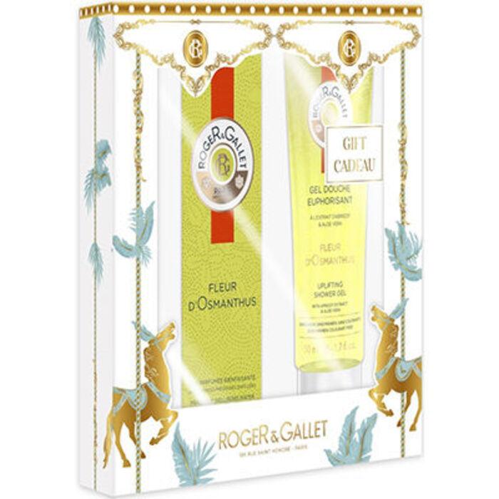 Roger & gallet coffret fleur d'osmanthus 30ml Roger & gallet-223147