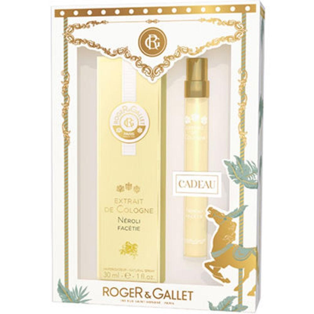 Roger & gallet coffret néroli facétie 30ml Roger & gallet-223145