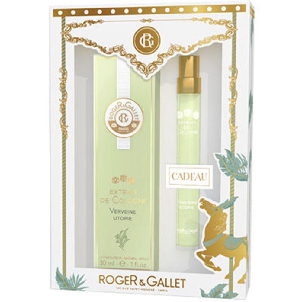 Roger & gallet coffret verveine utopie 30ml Roger & gallet-223154