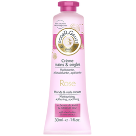 Roger & gallet rose crème mains & ongles 30ml - 30.0 ml - mains - roger & gallet Rose relaxant-141403