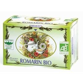 Romarin - 20.0 unites - tisanes simples bio - romon nature -16196