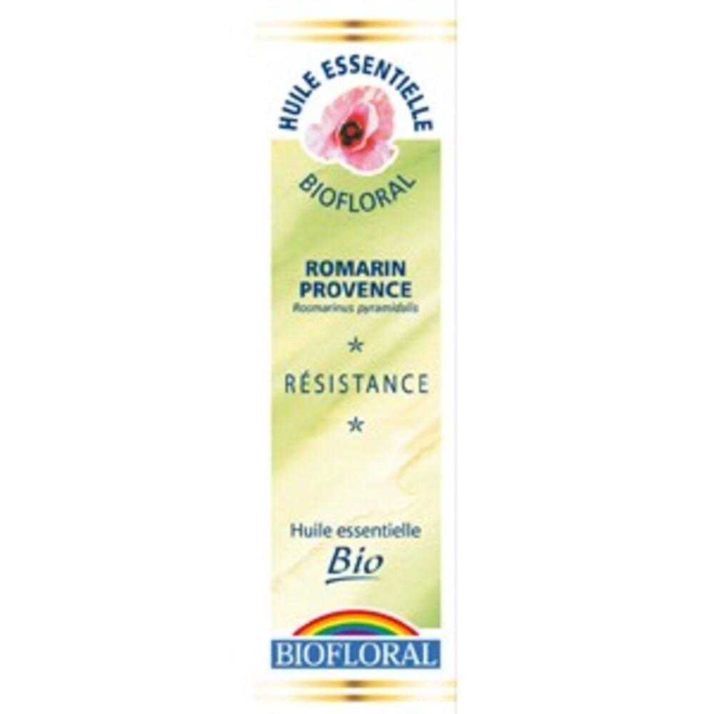 Romarin cinéole bio - 10.0 ml - les huiles essentielles bio - biofloral Résistance-8845