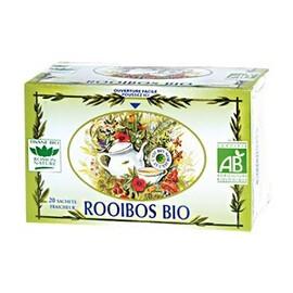 Rooibos - 20.0 unités - tisanes simples bio - romon nature -16197