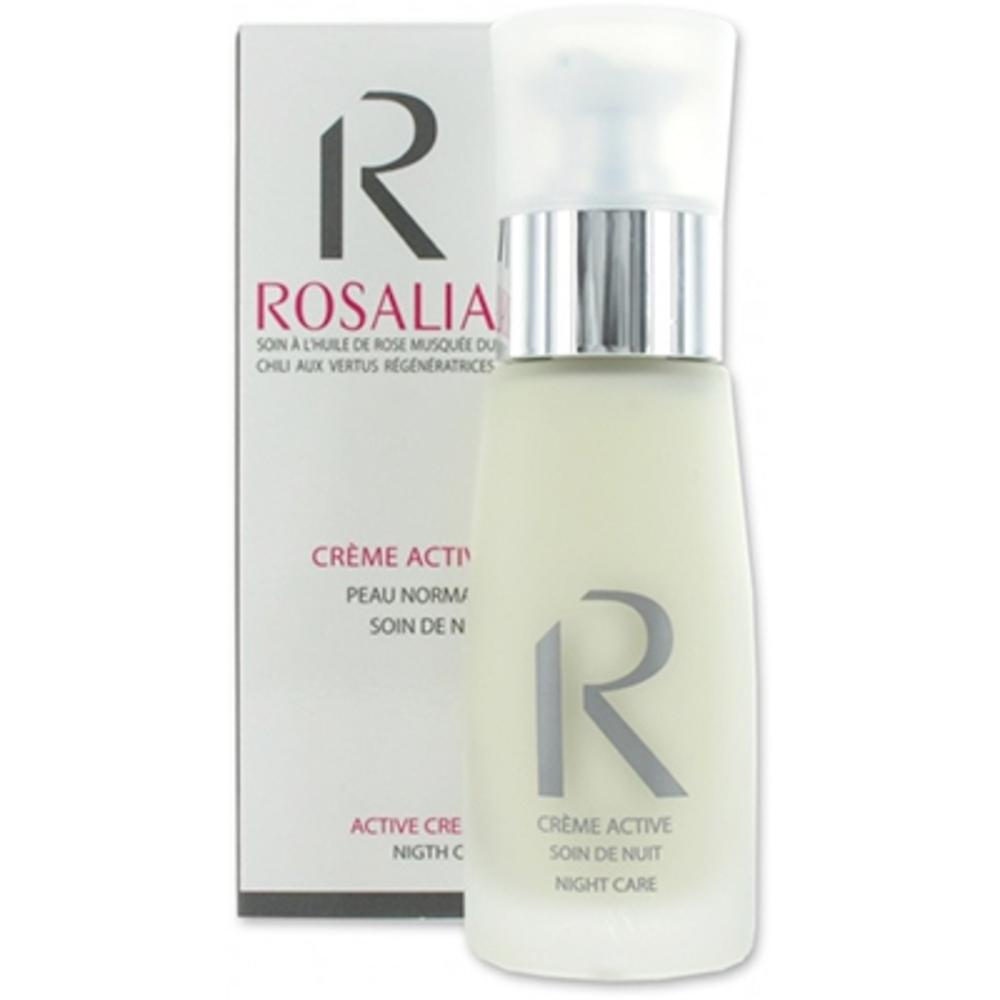 Rosalia crème active soin de nuit 50ml - rosalia -211145
