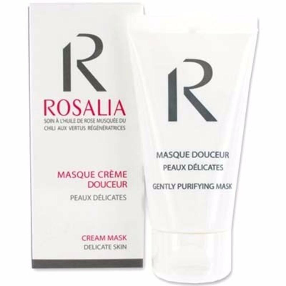 Rosalia masque crème douceur 50ml - naturado -214562