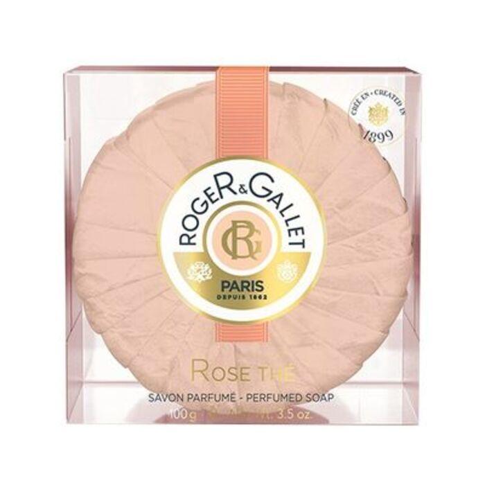 Rose thé savon voyage Roger & gallet-84385