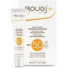 Rougj crème solaire visage spf50+ - rougj -198854
