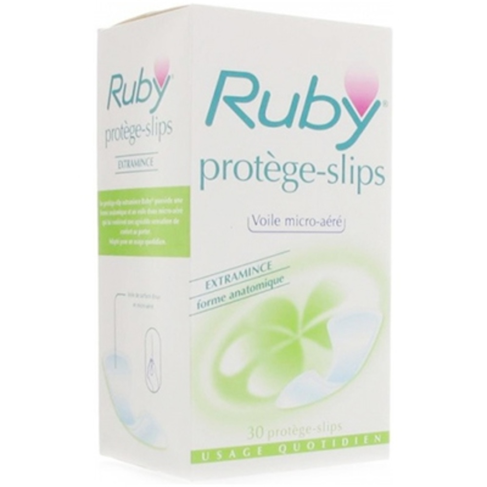 Ruby protège-slips extraminces - ruby -199682