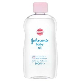 's baby oil - 300ml - johnson -195498