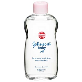 's baby oil - 500ml - johnson -195457
