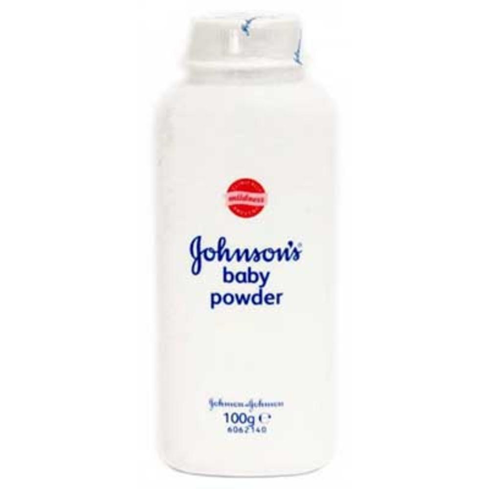 'S Baby Powder - 100g - Johnson -195459