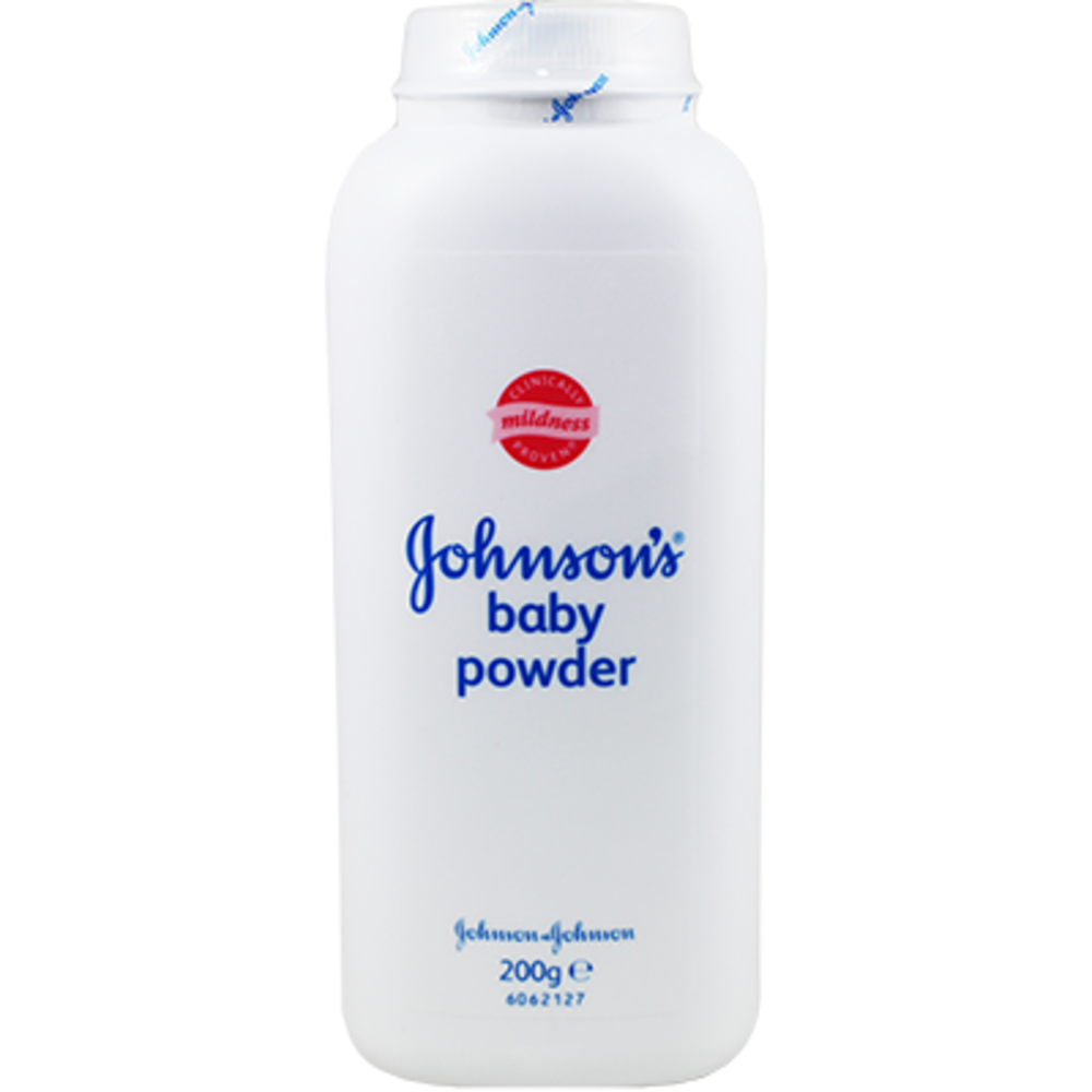 'S Baby Powder - 200g - Johnson -195460