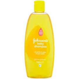 's baby shampoo 500ml - johnson -195458