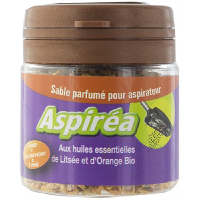 Sable parfumé pour aspirateur litsée & orange Aspirea-221967