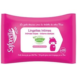 Saforelle miss lingettes intimes x25 - saforelle -205931
