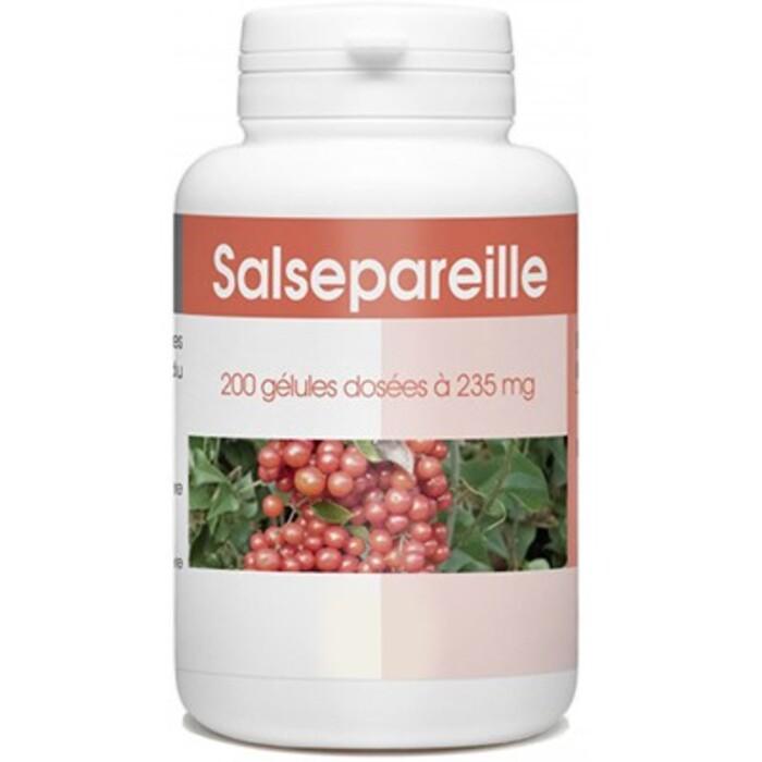 Salsepareille - 200 gélules L'herbothicaire-205188