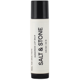 Salt and stone sunscreen lip balm stick lèvres spf30 4,3g - salt-stone -222406