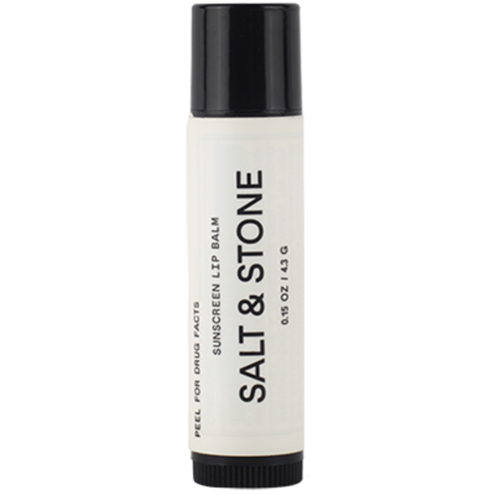Salt and stone sunscreen lip balm stick lèvres spf30 4,3g Salt stone-222406