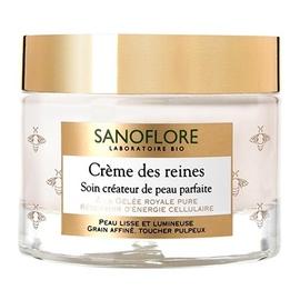 Sanoflore crème des reines riche 50ml - 50.0 ml - reines - sanoflore Soin créateur de peau parfaite-143016