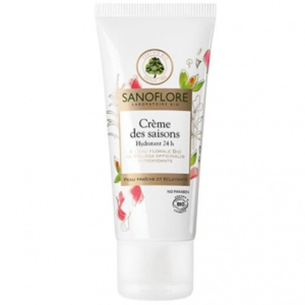 Sanoflore crème des saisons - 40.0 ml - soins visage - sanoflore -139103