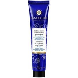 Sanoflore crème mains aromatique pour se relaxer 30ml - sanoflore -220518