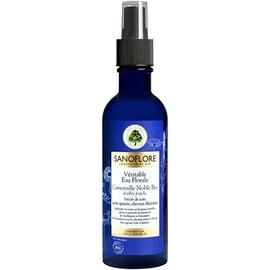 Sanoflore eau florale camomille - 200.0 ml - eaux florales bio - sanoflore Apaise les peaux irritées-2863