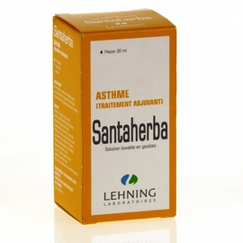 Santaherba gouttes - 30.0 ml - laboratoire lehning -194342