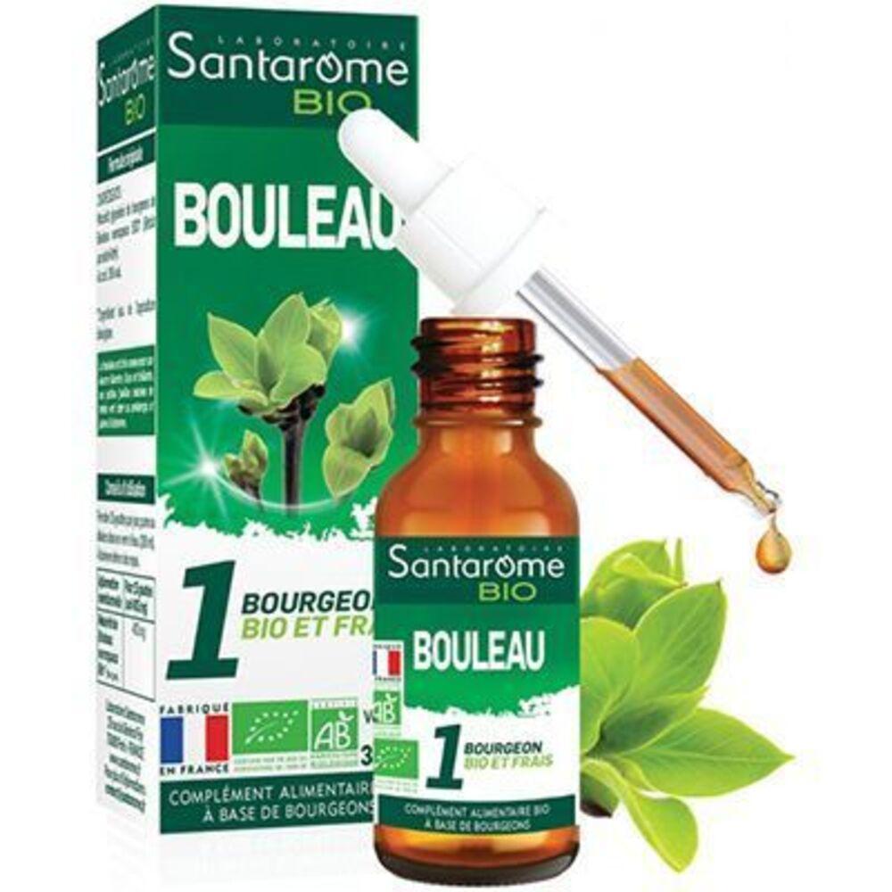Santarome bio bouleau 30ml Santarome-222841