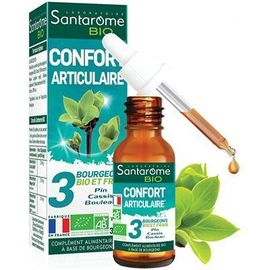 Santarome bio confort articulaire 30ml - santarome -222843