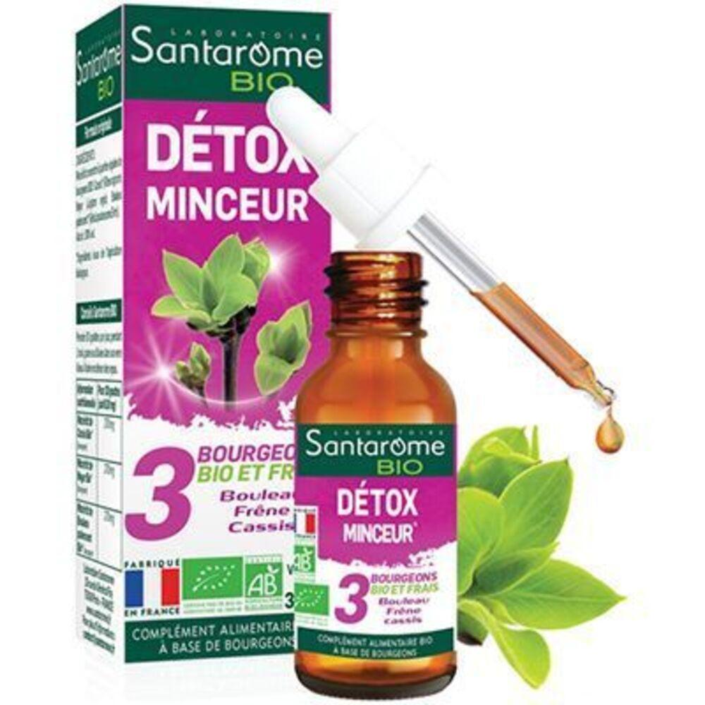 Santarome bio détox minceur 30ml Santarome-222845