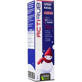 Sante verte actirub spray nasal enfant - sante verte -201640