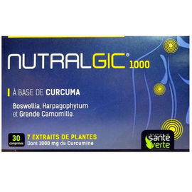 Sante verte nutralgic muscle 14 comprimés - sante verte -215443