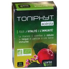 Sante verte toniphyt acerola - 20 comprimés - sante verte -205729